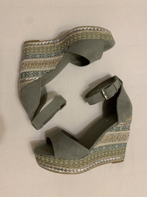Catwalk Wedge Sandals multicolored