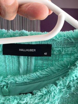 Mintgrüner Anzug von Hallhuber