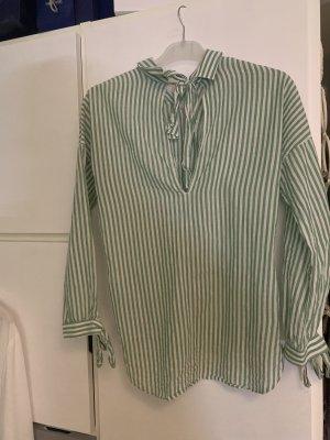 100 Colletto camicia menta