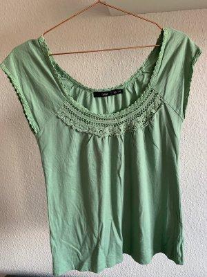 Sportsgirl T-Shirt lime-green-mint cotton