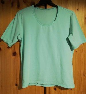 mintgrünes Shirt mit etwas längerem Halbarm von Betty Barclay