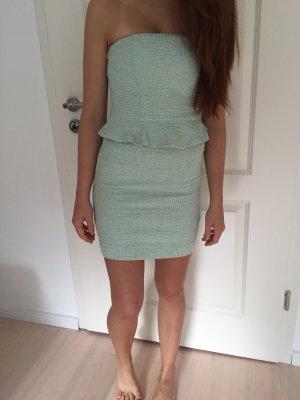 Mintgrünes Zara Minikleid Gr.xs