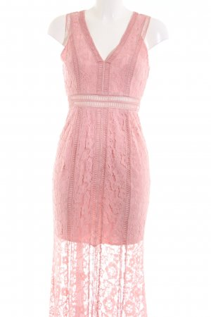 Minuet Abendkleid pink Elegant
