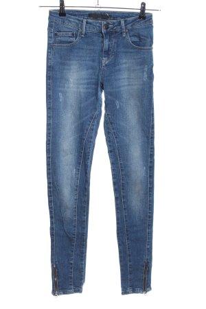 Minus Skinny Jeans blau Casual-Look