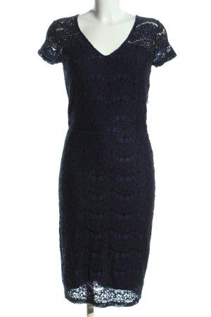 Minus Spitzenkleid schwarz Elegant