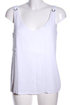 Minus T-Shirt weiß Casual-Look