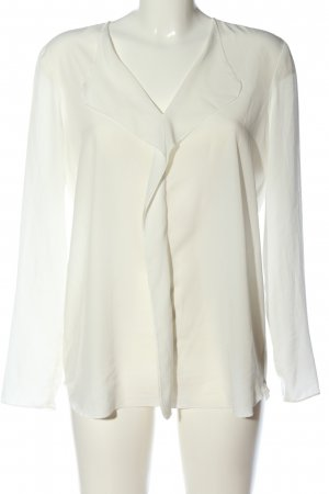 Minx by Eva Lutz Long Sleeve Blouse natural white business style