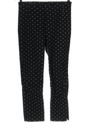 Minx by Eva Lutz Leggings black-light grey allover print casual look