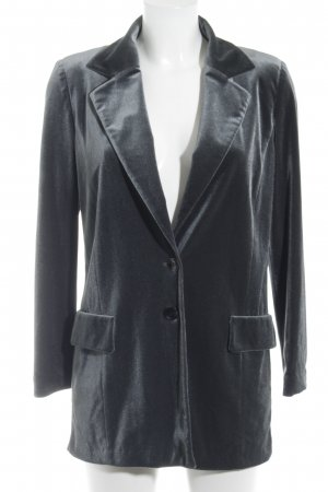 Minx by Eva Lutz Long-Blazer kadettblau Business-Look