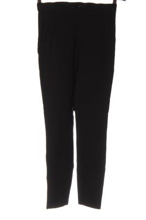 Minx by Eva Lutz Pantalone elasticizzato nero elegante