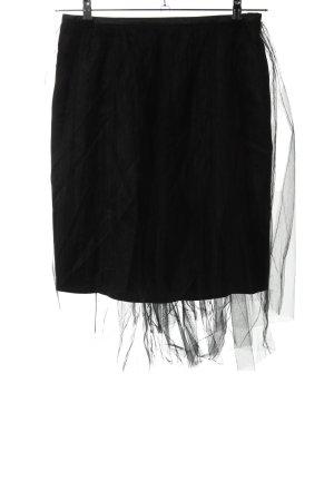Minx by Eva Lutz Jupe en tulle noir élégant