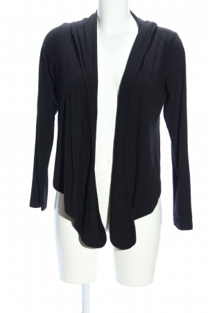 Minx Cardigan schwarz Casual-Look
