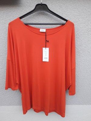 Minx Shirt Longsleeve Tunika orange Gr. L (44 46 48) neu
