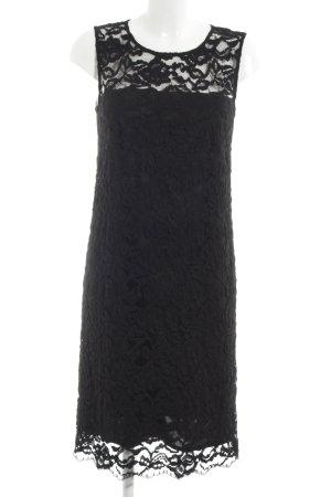 Minx Spitzenkleid schwarz Elegant