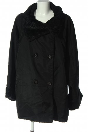 Minx Übergangsjacke schwarz Casual-Look