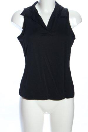 miralba Blusa nero stile casual