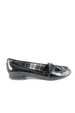 Mirjam Blekeers Slippers black casual look
