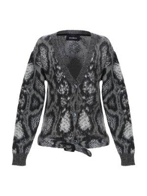 misbhv Sweat Jacket dark grey-black