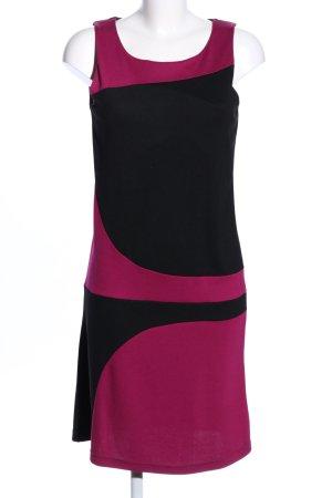 Mishumo Etuikleid schwarz-pink Casual-Look
