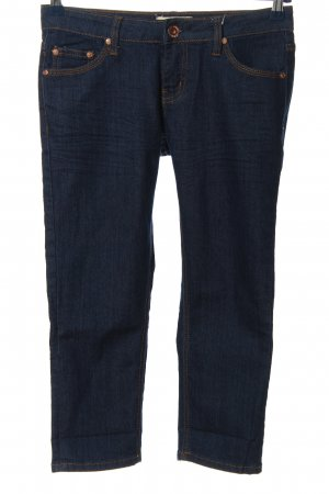 MISS ANNA 3/4-jeans blauw casual uitstraling