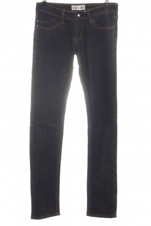 MISS ANNA Low Rise Jeans black casual look
