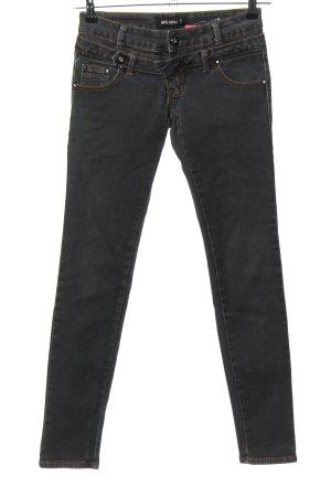 MISS ANNA Skinny Jeans schwarz Casual-Look