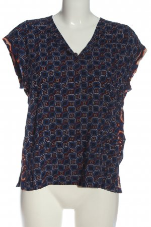 MISS BY CAPTAIN TORTUE Kurzarm-Bluse