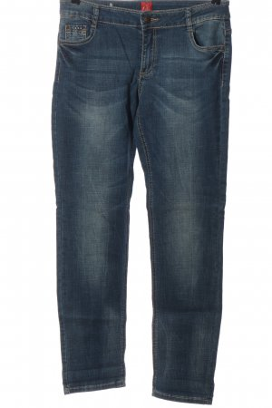 MISS BY CAPTAIN TORTUE Straight-Leg Jeans