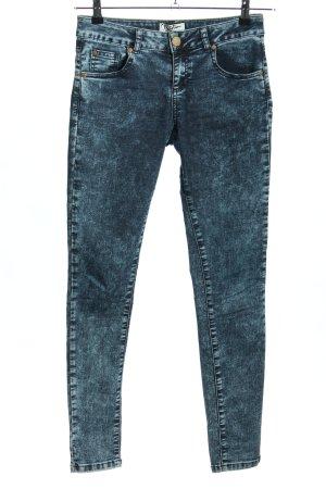 Miss Denim High Waist Jeans blau Casual-Look