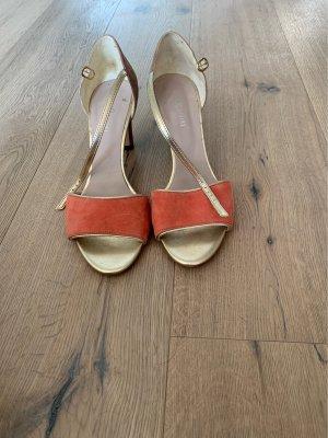 Miss Divine höhere Sandaletten
