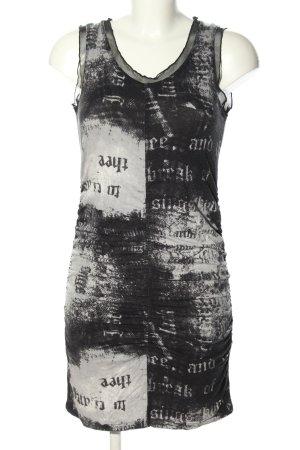 Miss Etam Robe tube imprimé allover style décontracté