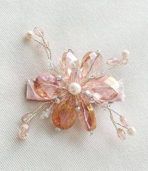 miss flora Boho Bohemian Hochzeit Haarspange aus Swarovski-Elementen