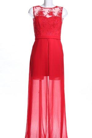 Miss Germany Collection Abendkleid rot Elegant