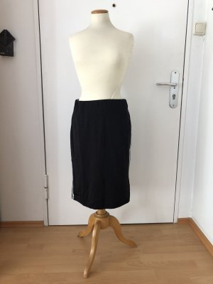 miss goodlife Pencil Skirt black-silver-colored