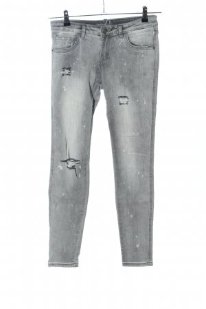 miss goodlife Skinny Jeans hellgrau Casual-Look