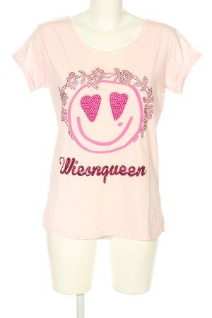 miss goodlife T-Shirt creme Motivdruck Casual-Look
