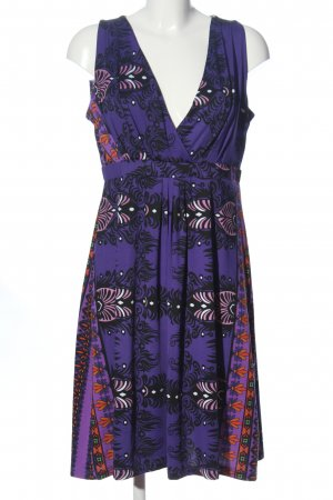 Miss H. Empire Dress multicolored casual look