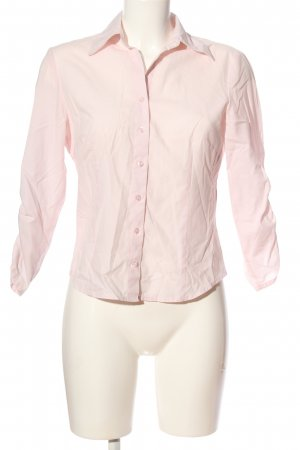 Miss H. Hemd-Bluse pink Business-Look