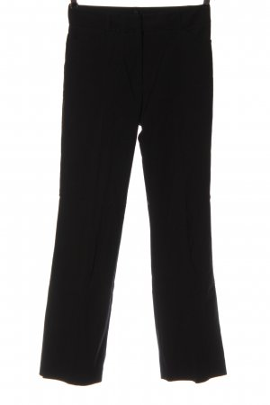 Miss H. High Waist Trousers black business style