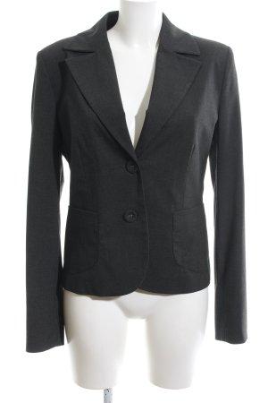 Miss H. Kurz-Blazer schwarz Business-Look