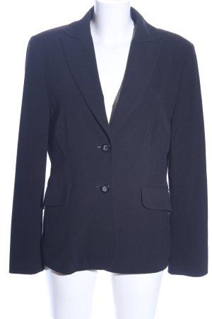 Miss H. Kurz-Blazer blau Business-Look