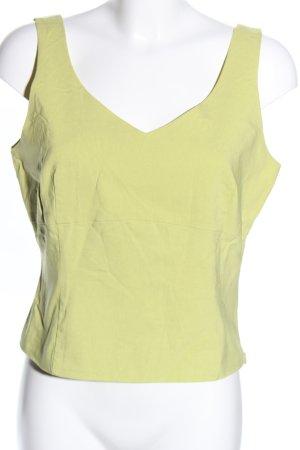 Miss H. Schlupf-Bluse grün Casual-Look