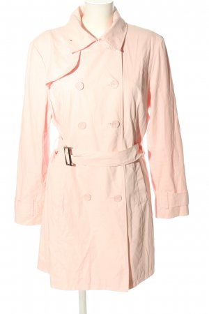 Miss H. Trenchcoat pink Casual-Look