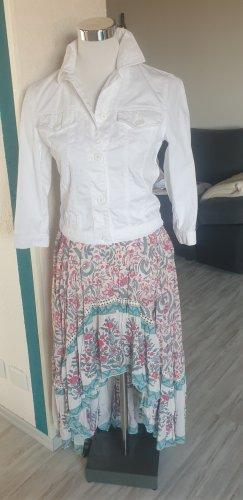 Miss June Broomstick Skirt multicolored