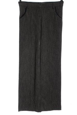 Miss Miss by Valentina Jersey Pants light grey business style