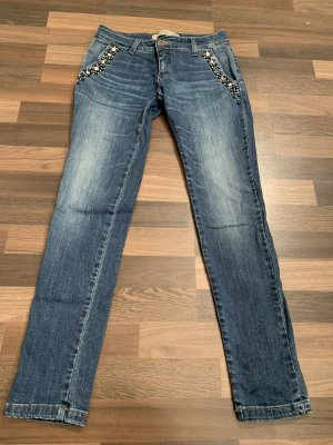 Miss Miss Steinchen Jeans