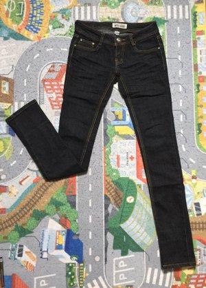 Miss Nana Pantalone cinque tasche blu scuro