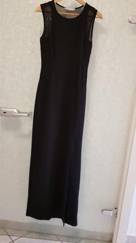 Miss Parisienne Maxikleid - schwarz