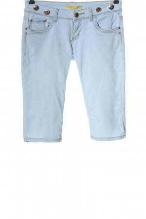 Miss RJ 3/4 Length Jeans blue casual look