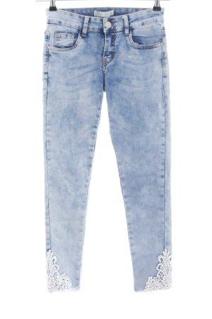 Miss RJ Jeans a 7/8 blu stile casual